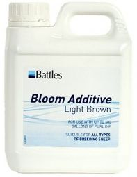 Battles Light Brown Sheep Colour
